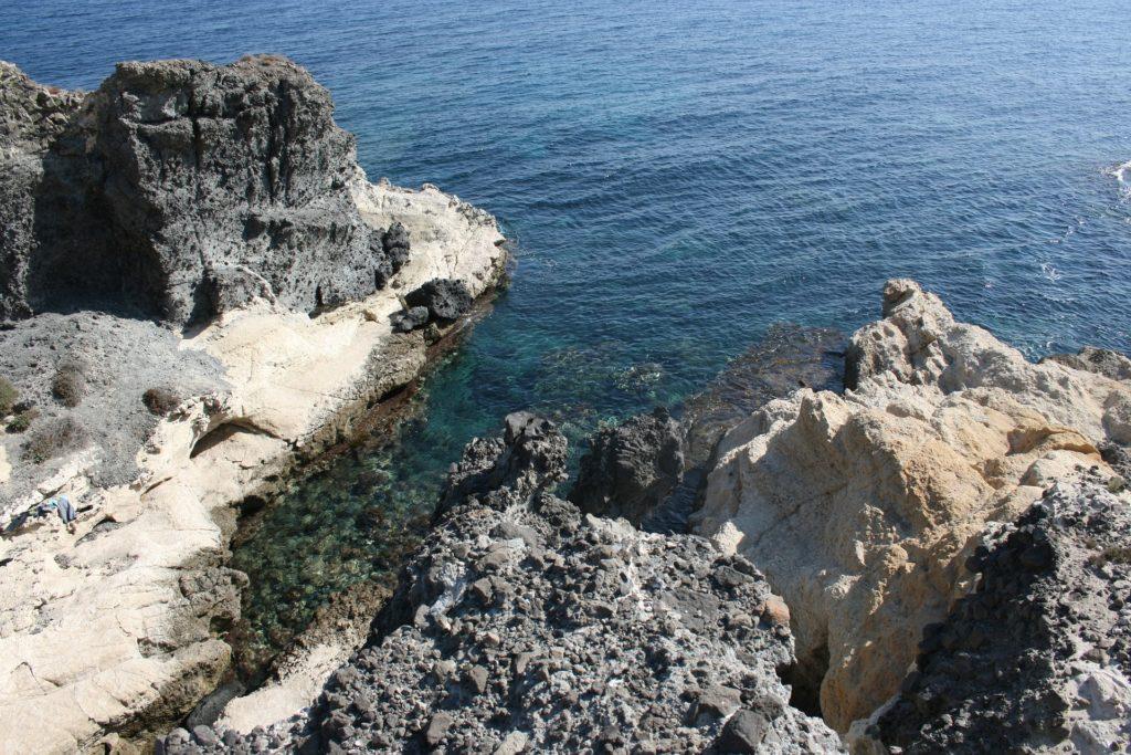 natural cliffs