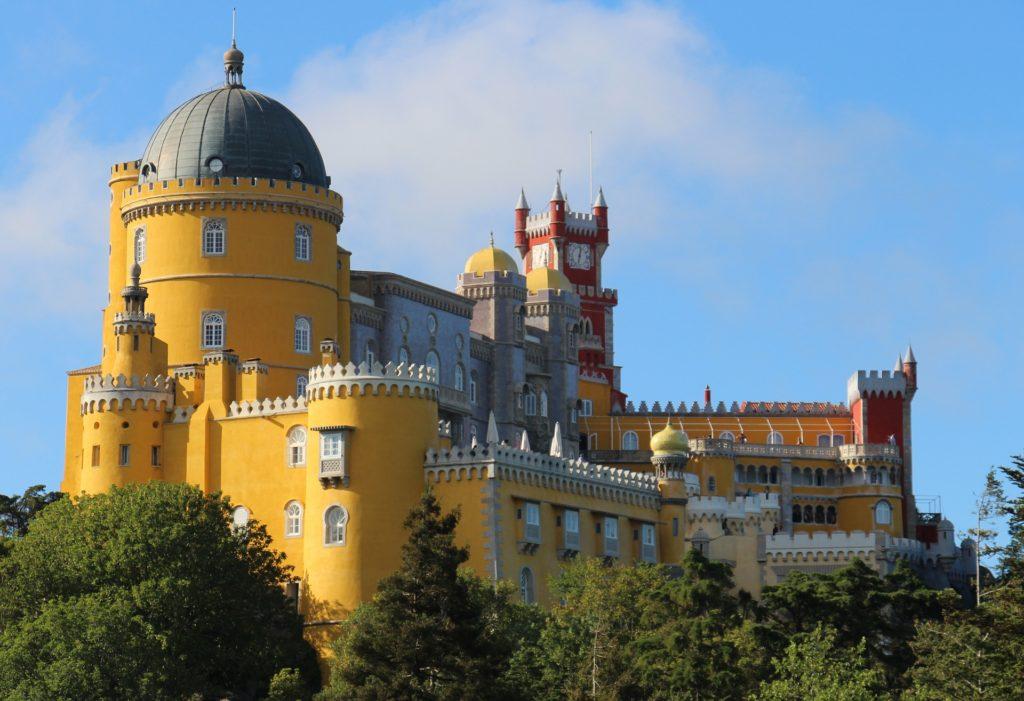 Sintra Lisbon Portugal