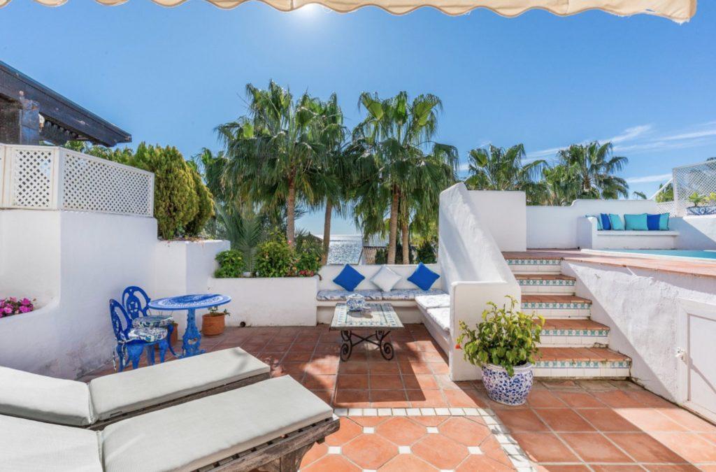 Takvåning Costa Del Sol utan virus