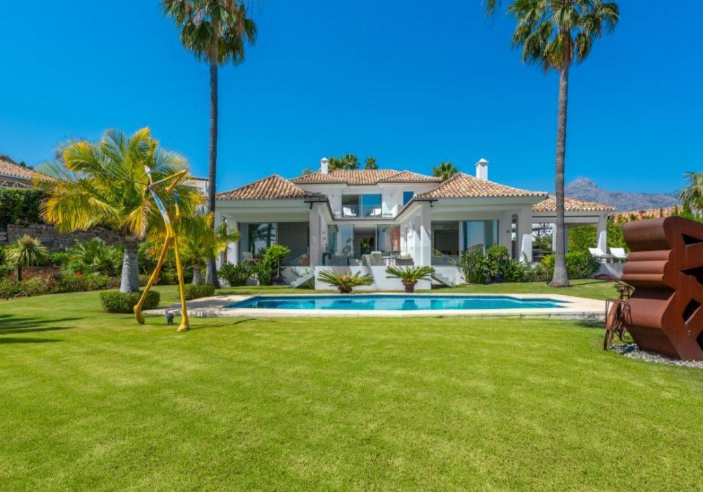 Lovely villa Golden Mile