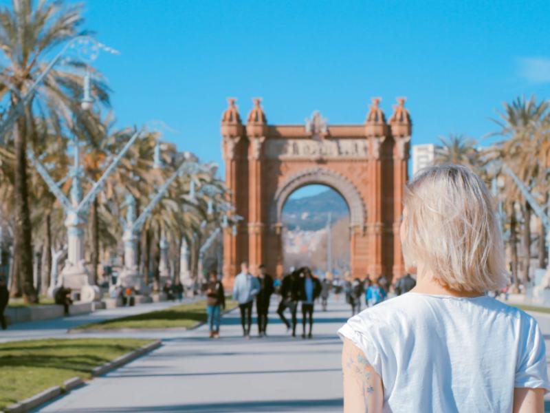 Flytta Till Spanien Som Ung